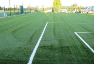 Synthetic Hockey Playing Surface